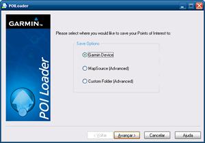 PoiLoader - Para instalar os POIs