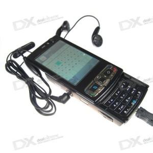 Exemplo de N95 pirata